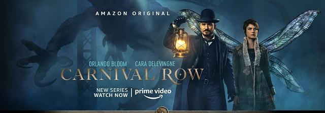 Carnival Raw Temporada 1 WEB-DL Dual + Extras [Prime Video]