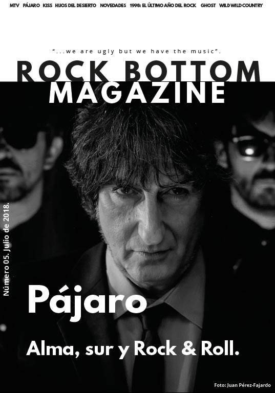 Rock Bottom Magazine... Portad10