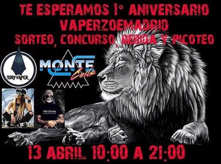 Fiesta en vaperzoe Madrid, allí estaremos!!  Fb_img10