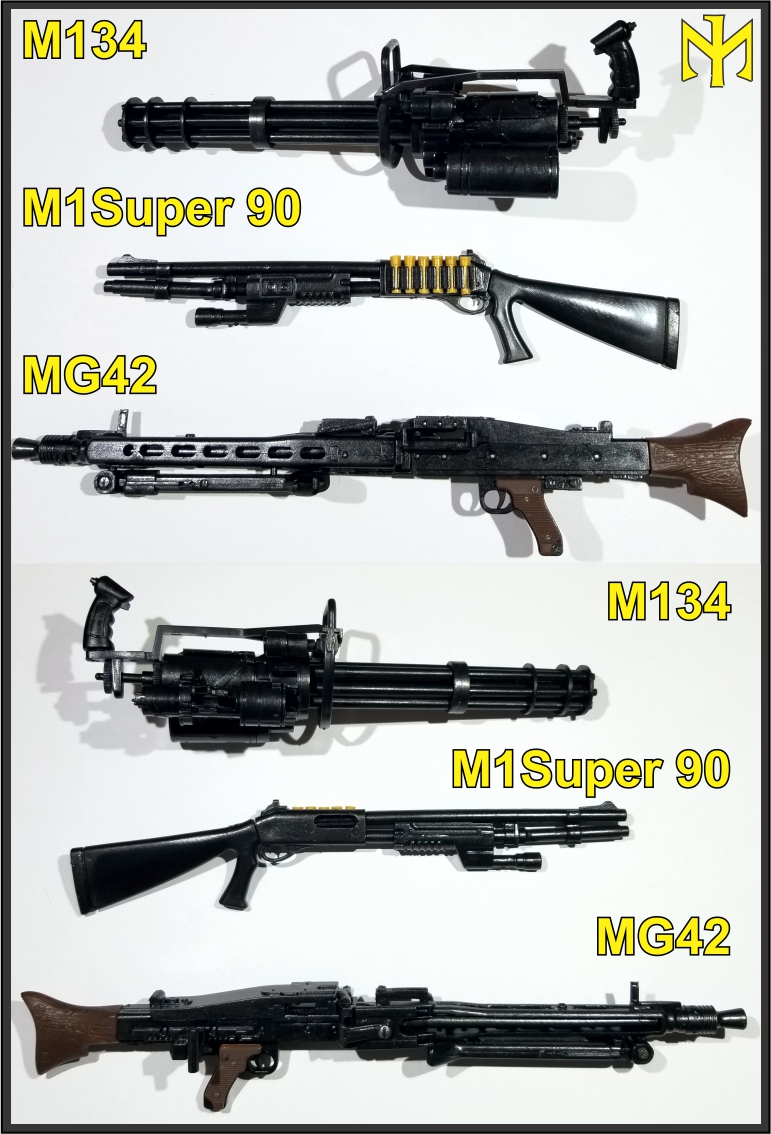 Topics tagged under mg42 on OneSixthFigures 4dguns10