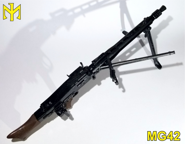 Topics tagged under mg42 on OneSixthFigures 4dguns16
