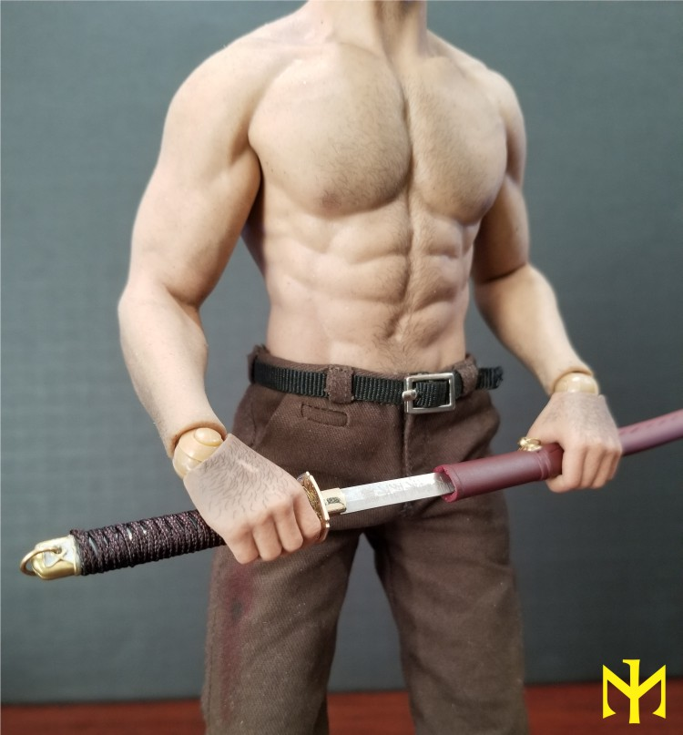 Marvel - ADD TOYS War Wolves Back (muscle version) Addwwb19