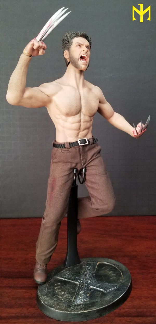 Marvel - ADD TOYS War Wolves Back (muscle version) Addwwb22