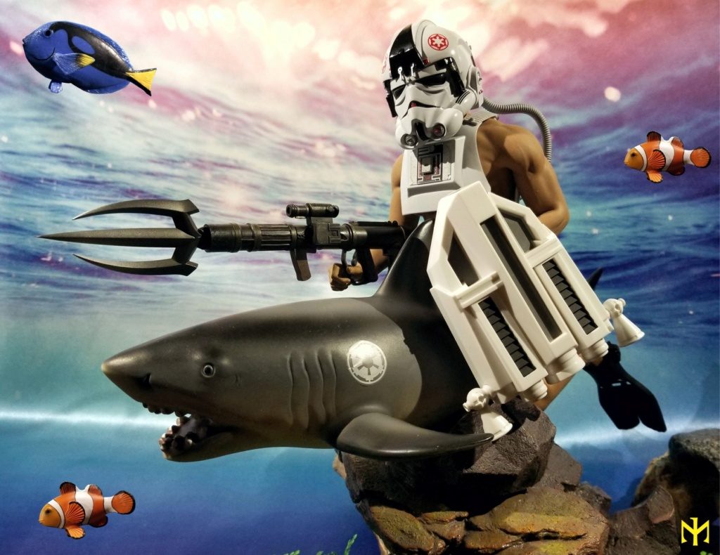 STAR WARS New Imperial Unit: Aquatrooper (Part Two) Aqua1210