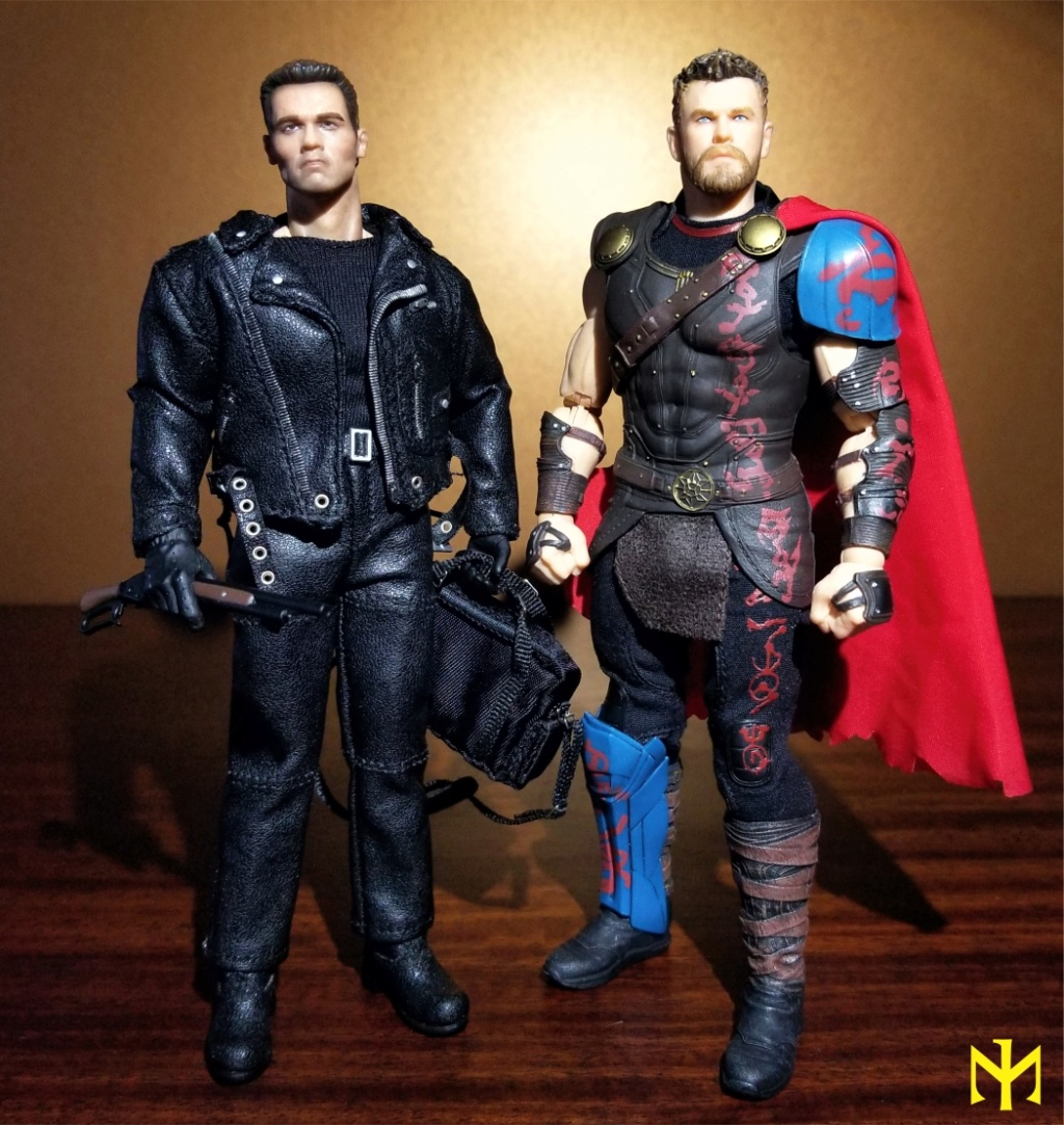 terminator - Great Twins Terminator (Quick Review) Arniet11