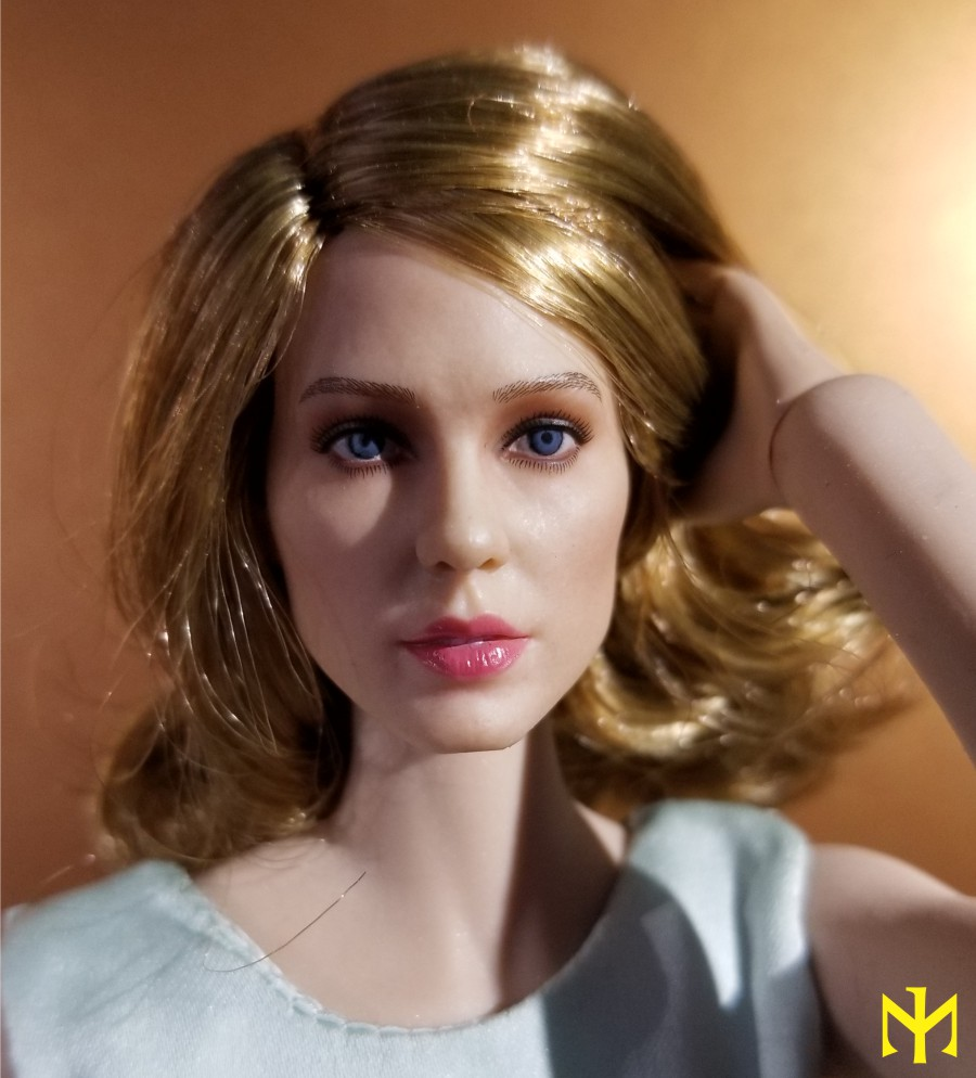 film - Black Box Toys BBT9006 Spectre Girl (Madeleine Swann/Lea Seydoux) Review Bbtsg014