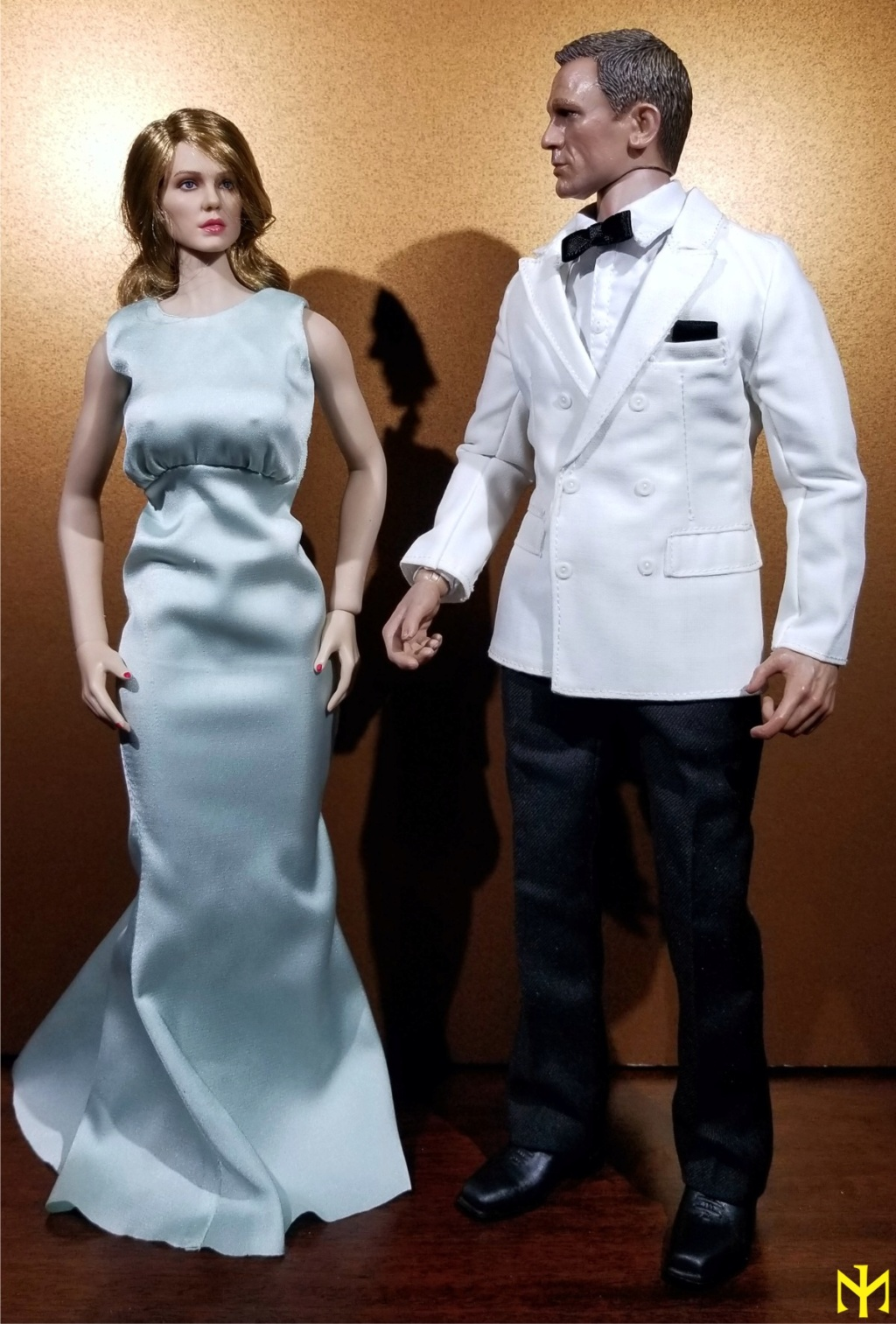 film - Black Box Toys BBT9006 Spectre Girl (Madeleine Swann/Lea Seydoux) Review Bbtsg113