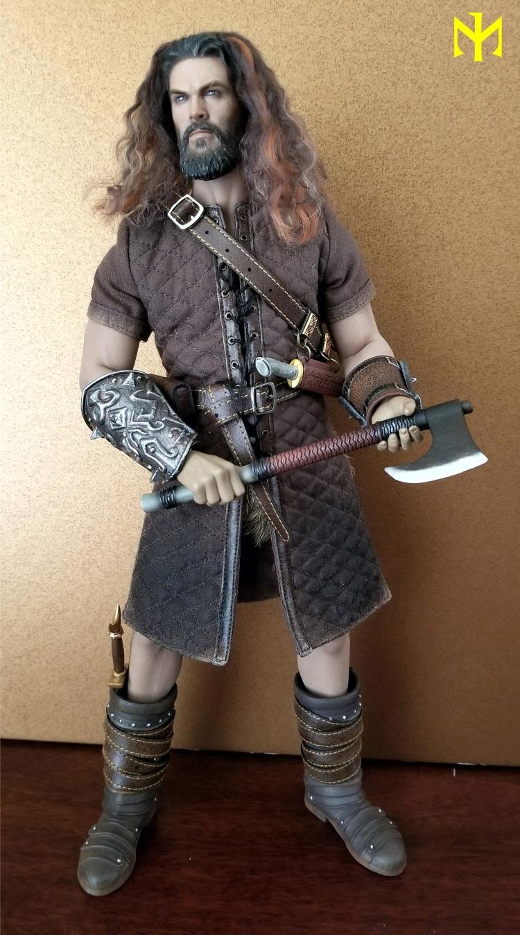 kitbash - Conanesque: A Fantasy Warrior Kitbash (update 5: February 2020) - Page 2 Conane14
