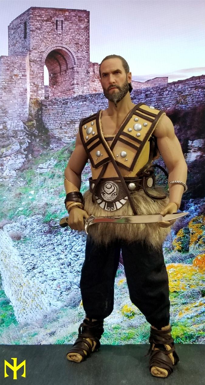 kitbash - Conanesque: A Fantasy Warrior Kitbash (update 5: February 2020) - Page 2 Conane19