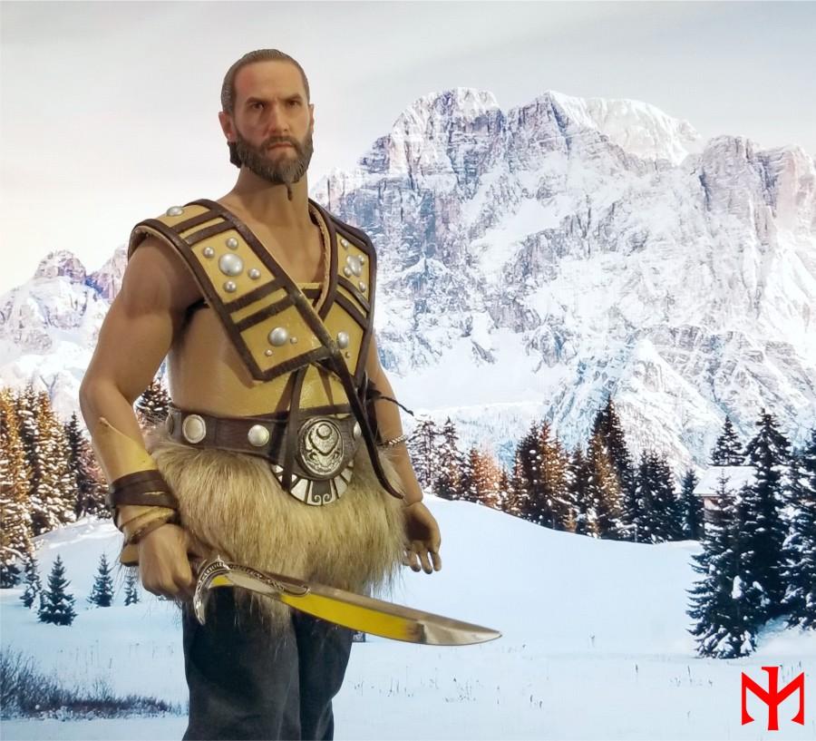kitbash - Conanesque: A Fantasy Warrior Kitbash (update 5: February 2020) - Page 2 Conane22