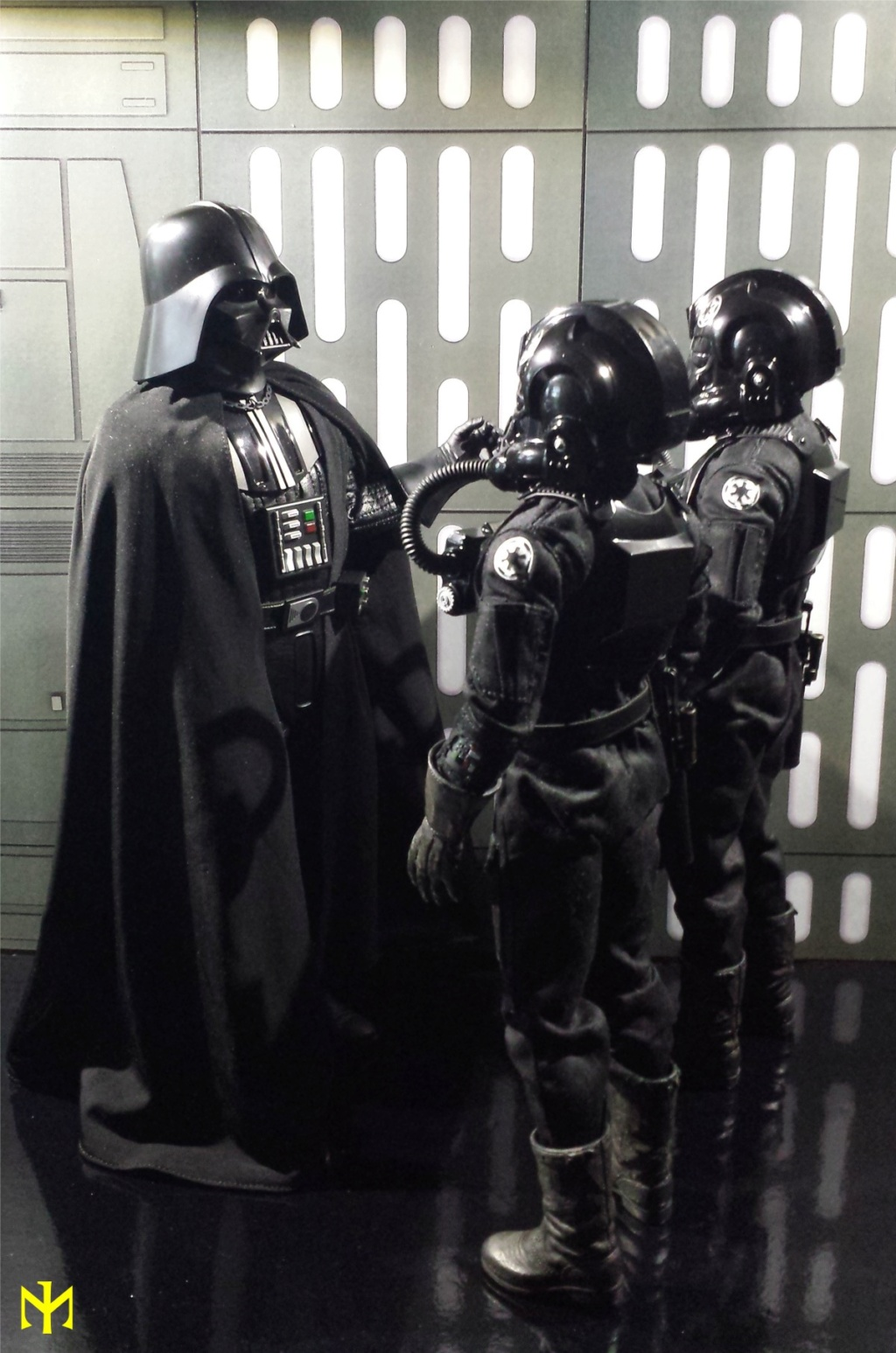 Star Wars Darth Vader Customs Cvader23