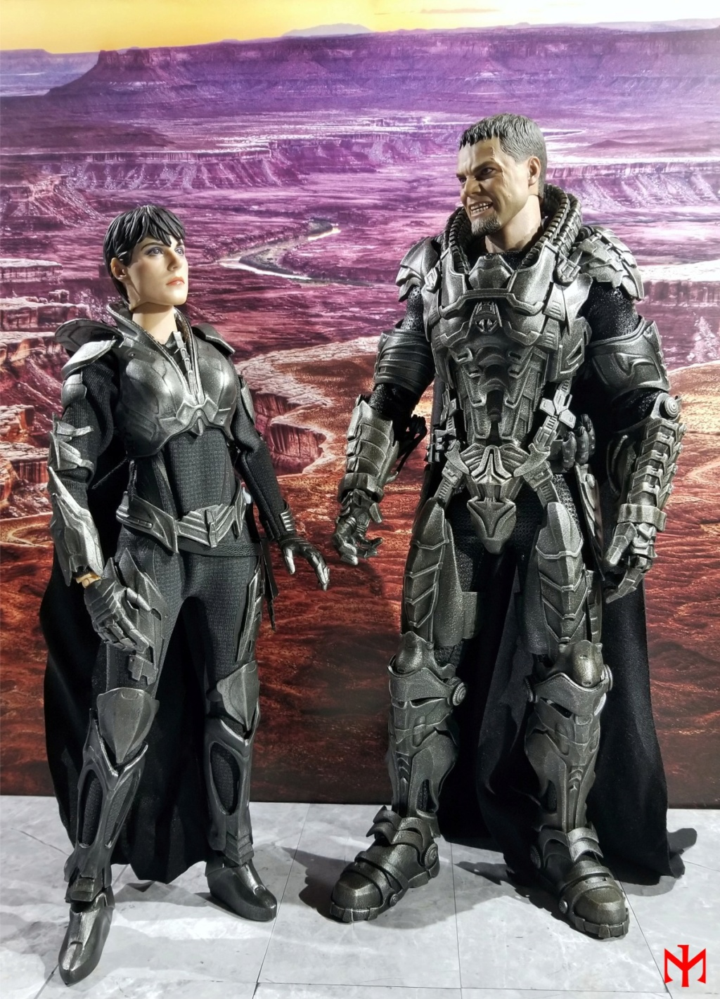 faora - Faora (slightly customized Lady Commander) Faora010