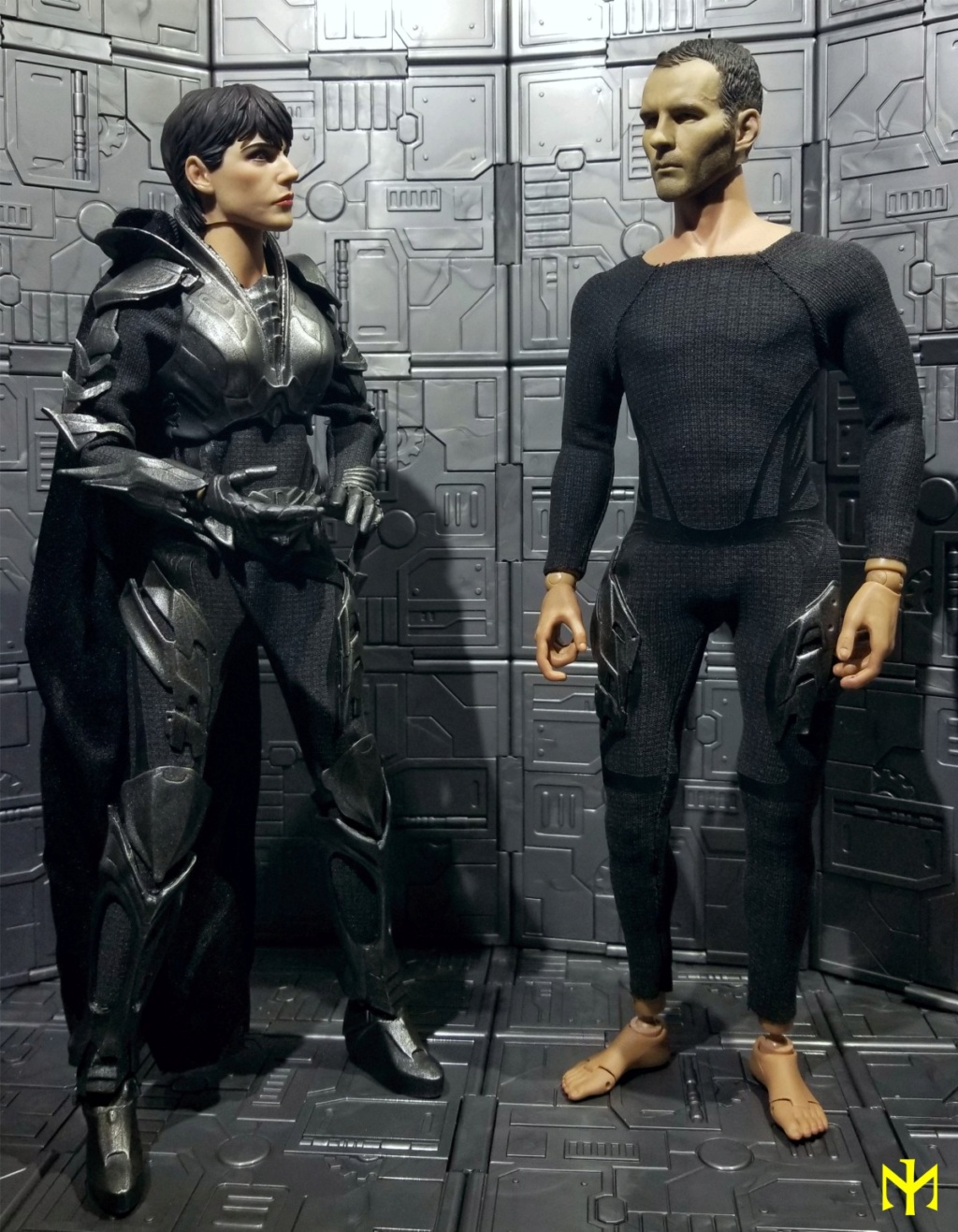 faora - Faora (slightly customized Lady Commander) Faora015