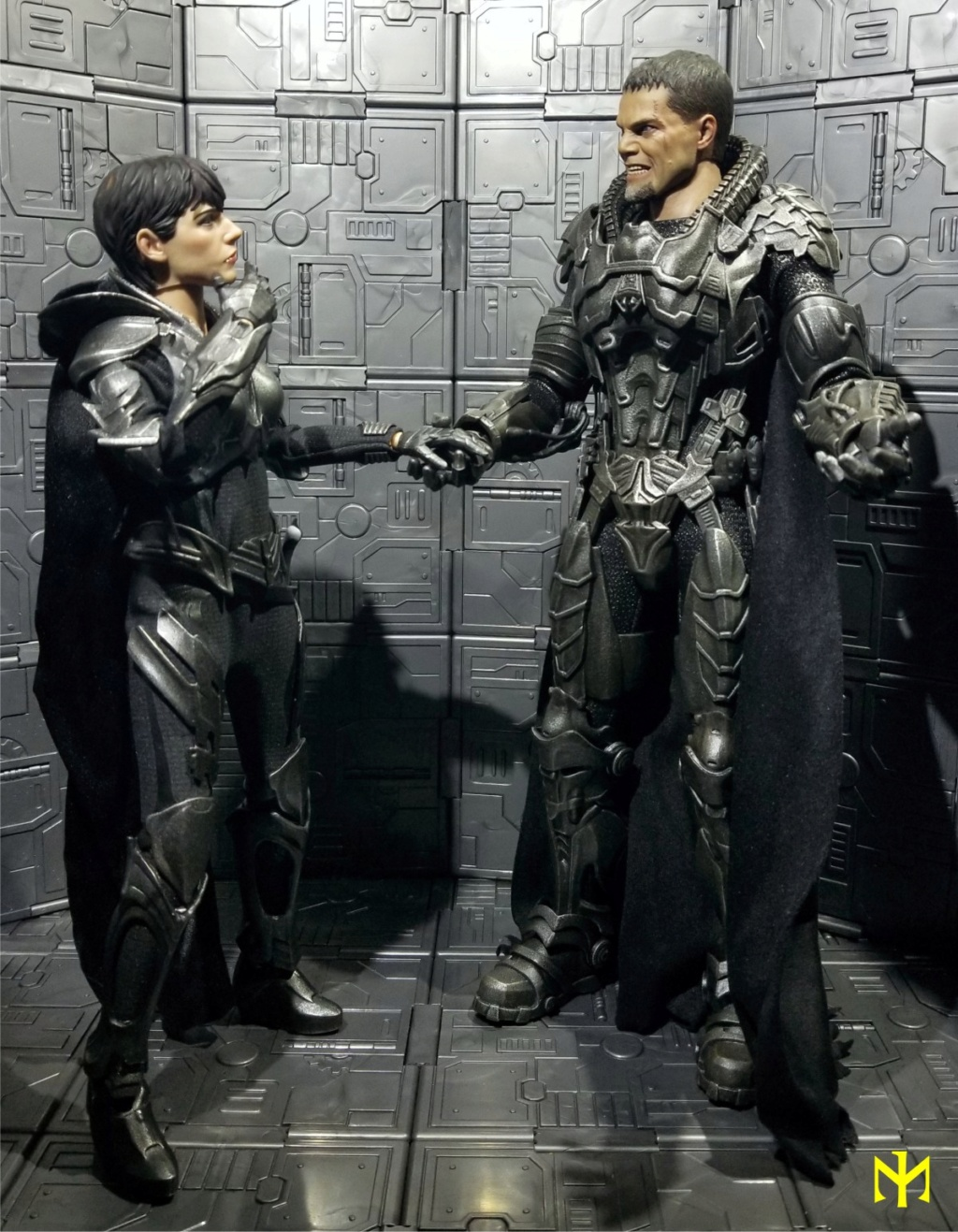 faora - Faora (slightly customized Lady Commander) Faora016