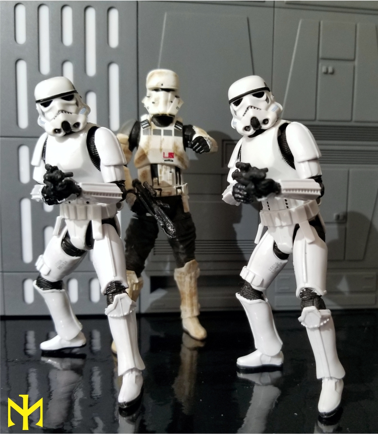 Topics tagged under stormtrooper on OneSixthFigures Hcsi0510