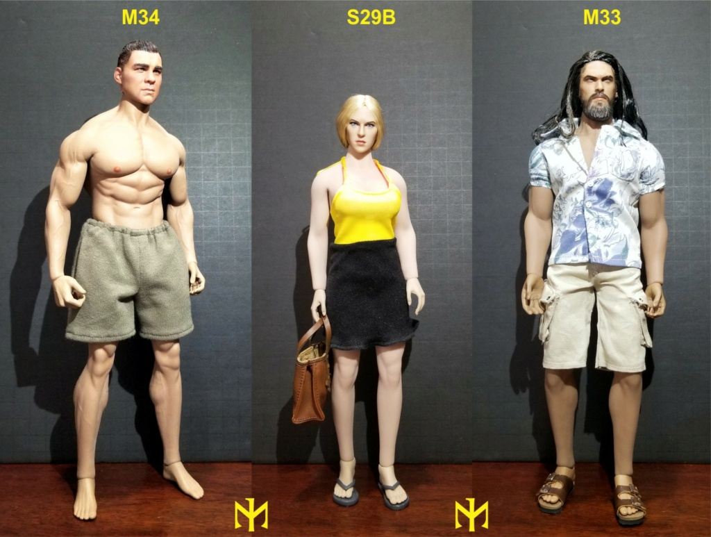kitbash - Clothing TBLeague / Phicen Seamless Bodies (updated: Part XXII, January 2021) - Page 4 Heg0711