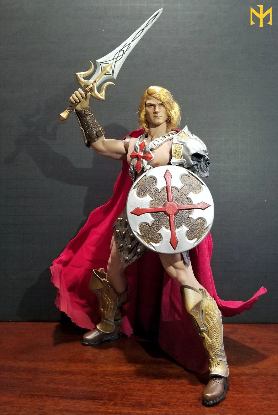 Mr Toys Barbarian Set B (MT-2018-03) review (updated) Heman011