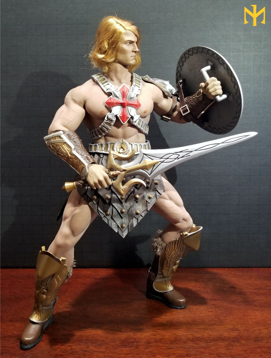 Mr Toys Barbarian Set B (MT-2018-03) review (updated) Heman012
