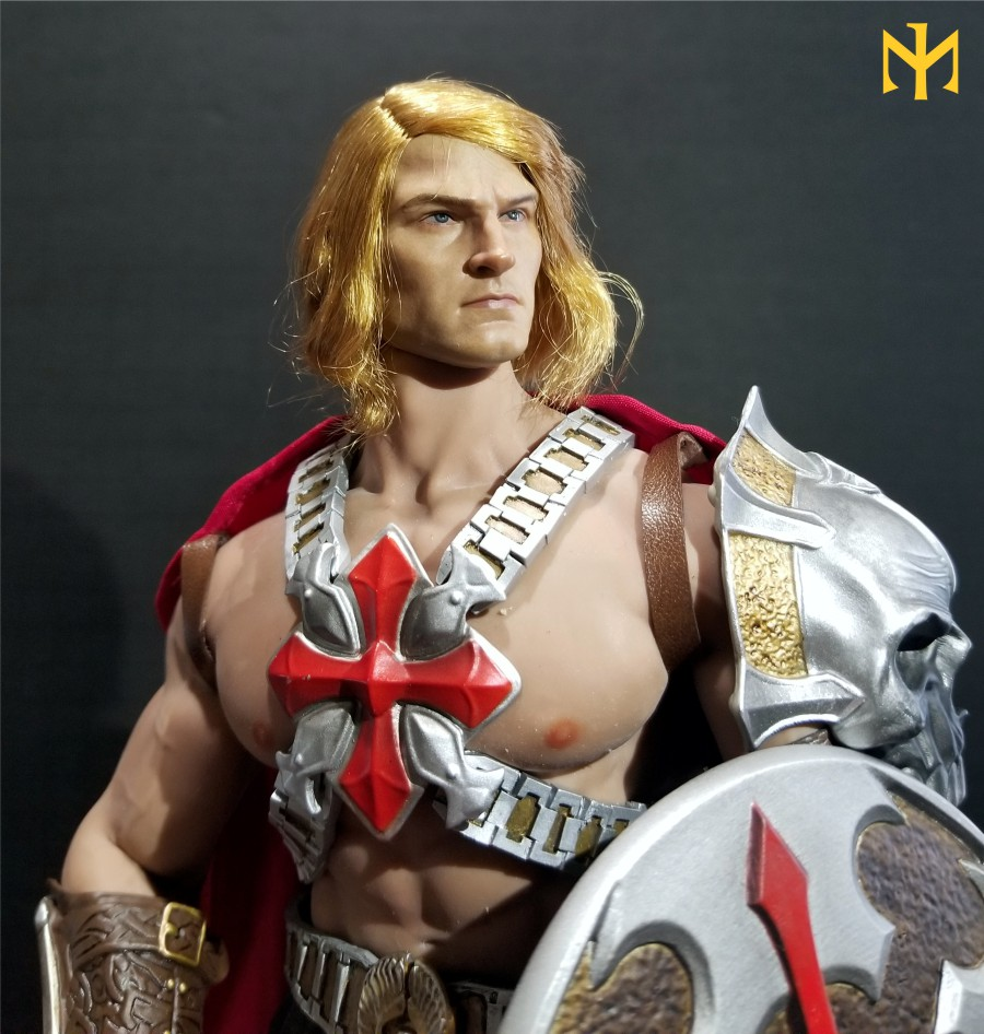 Topics tagged under warrior on OneSixthFigures Heman014