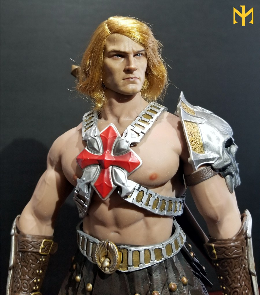 Topics tagged under warrior on OneSixthFigures Heman015