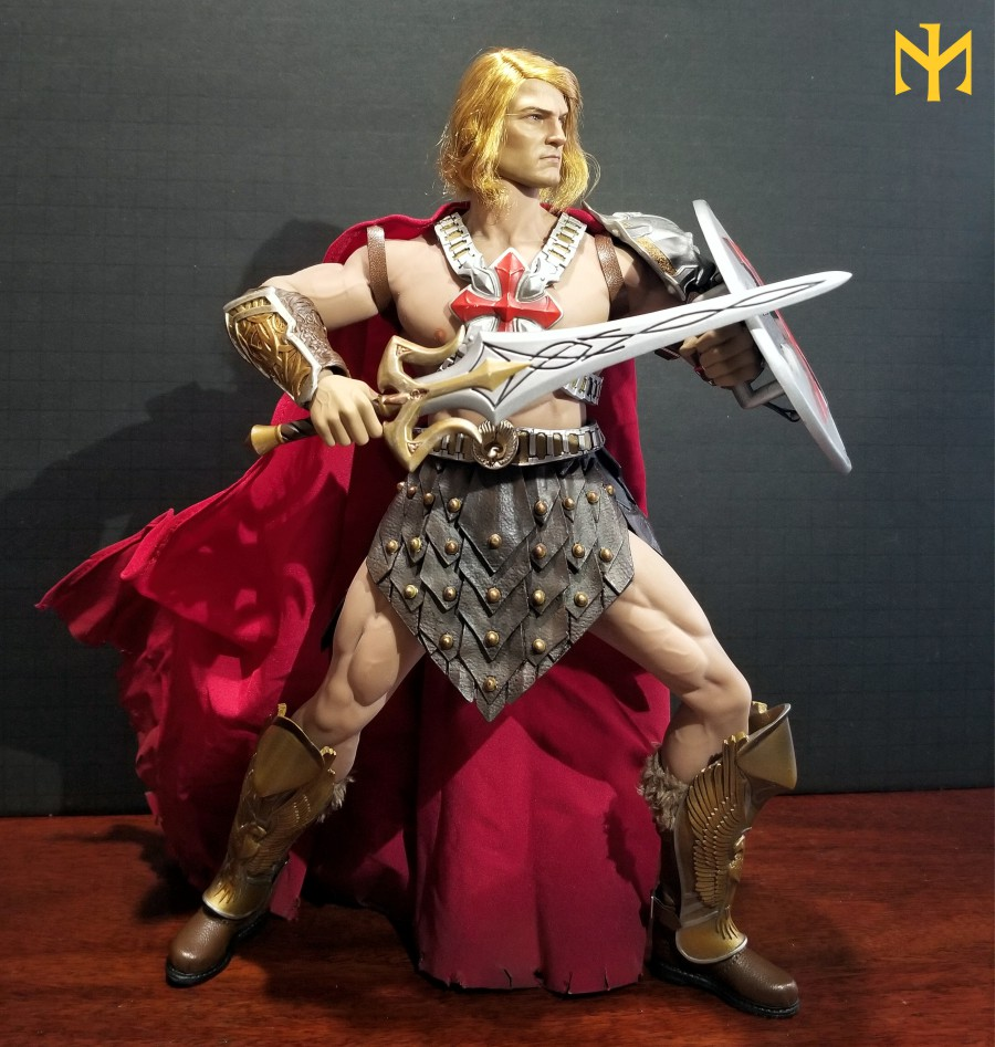 Topics tagged under warrior on OneSixthFigures Heman020