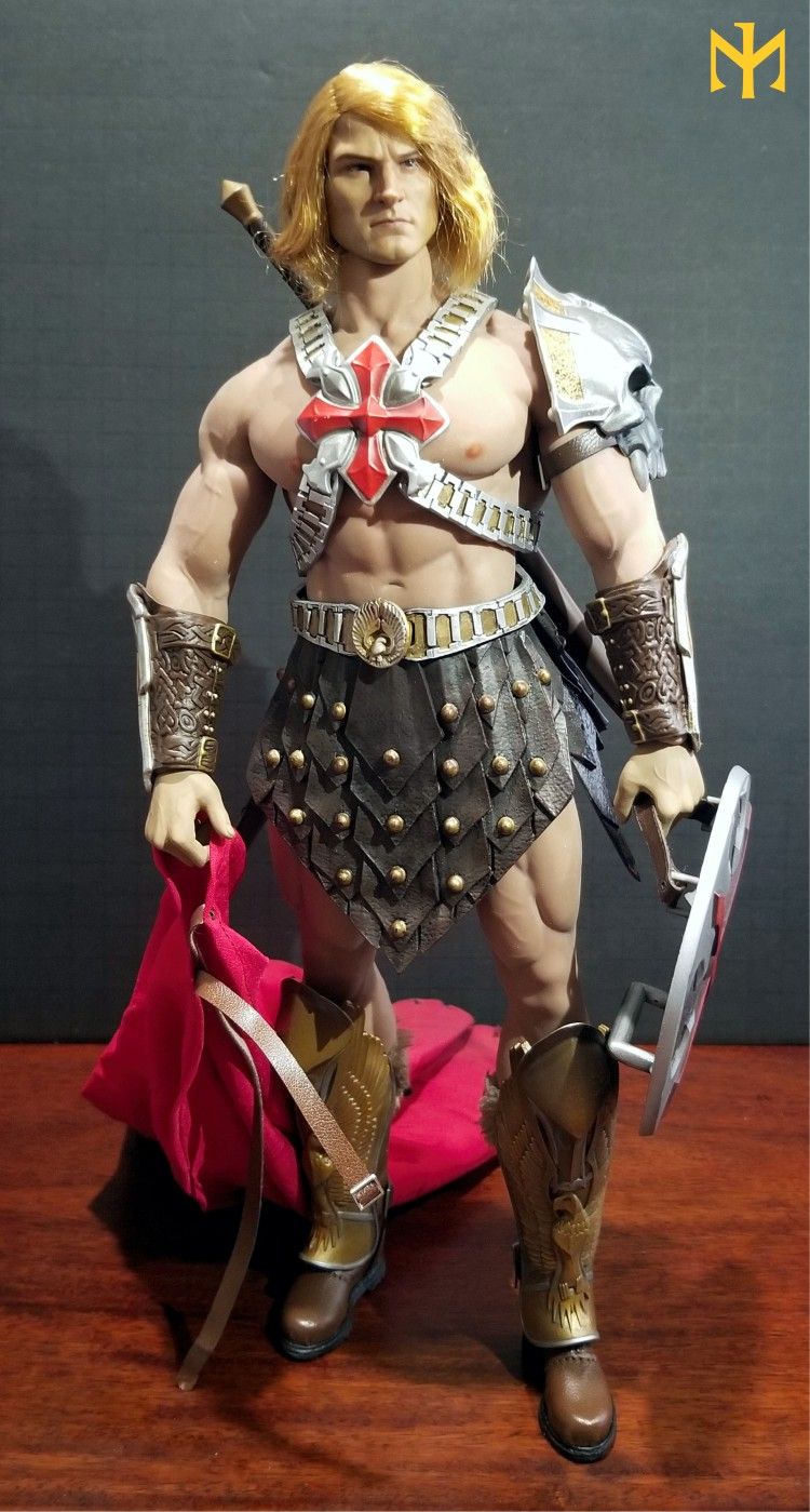 Topics tagged under warrior on OneSixthFigures Heman021