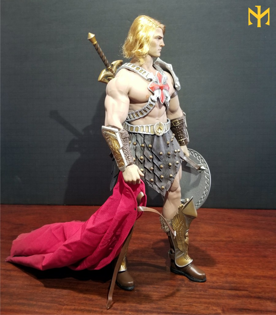 Mr Toys Barbarian Set B (MT-2018-03) review (updated) Heman022