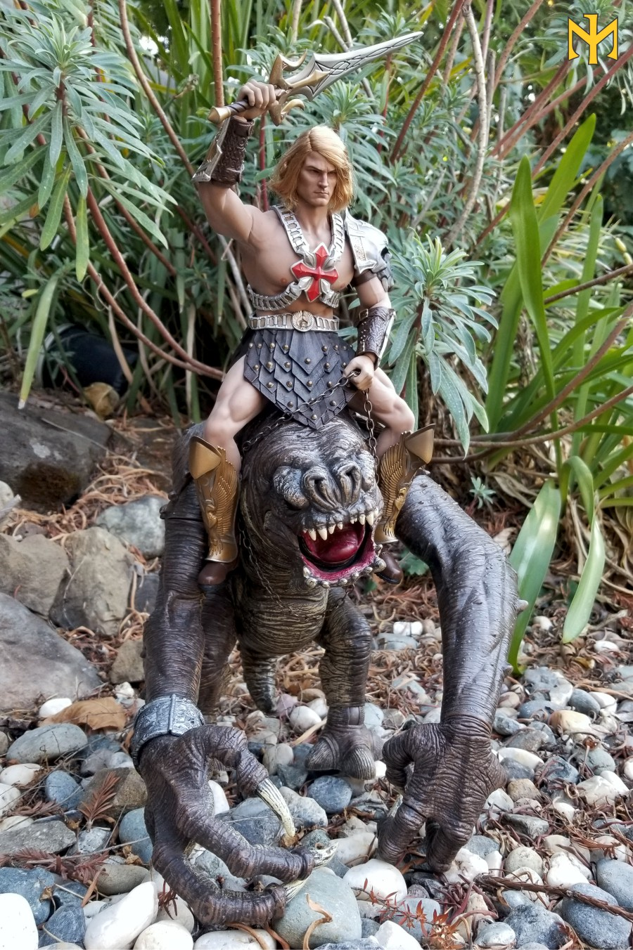 Mr Toys Barbarian Set B (MT-2018-03) review (updated) Heman111