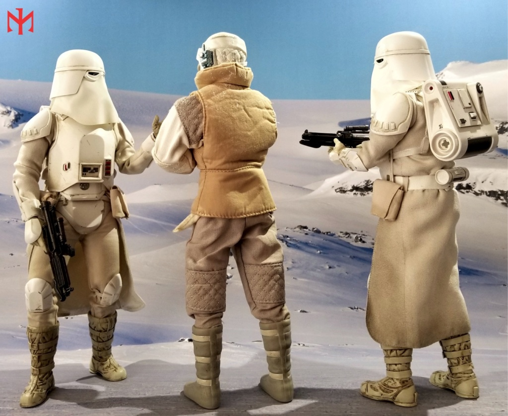 EmpireStrikesBack - Star Wars Hoth Rebel Trooper (updated) Hothrt13