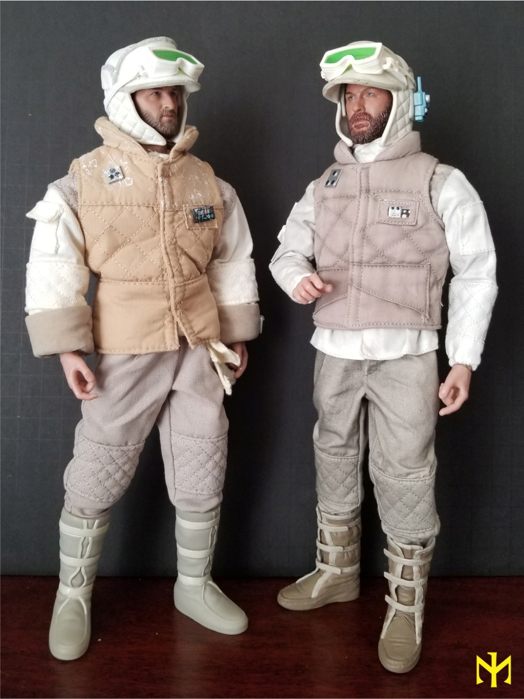 EmpireStrikesBack - Star Wars Hoth Rebel Trooper (updated) Hothrt14