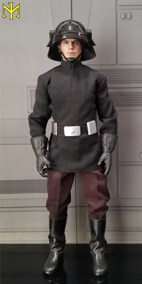 hottoys - STAR WARS Death Star Trooper (Imperial Naval Guard) by Hot Toys (updated) Hting012