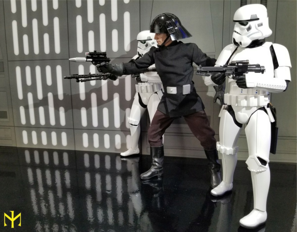 hottoys - STAR WARS Death Star Trooper (Imperial Naval Guard) by Hot Toys (updated) Hting113