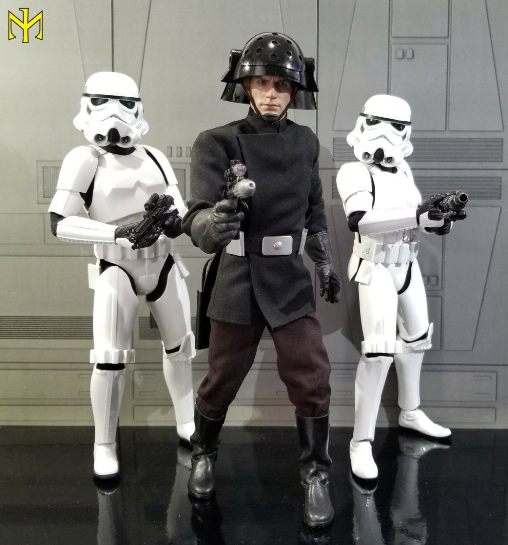 hottoys - STAR WARS Death Star Trooper (Imperial Naval Guard) by Hot Toys (updated) Hting114