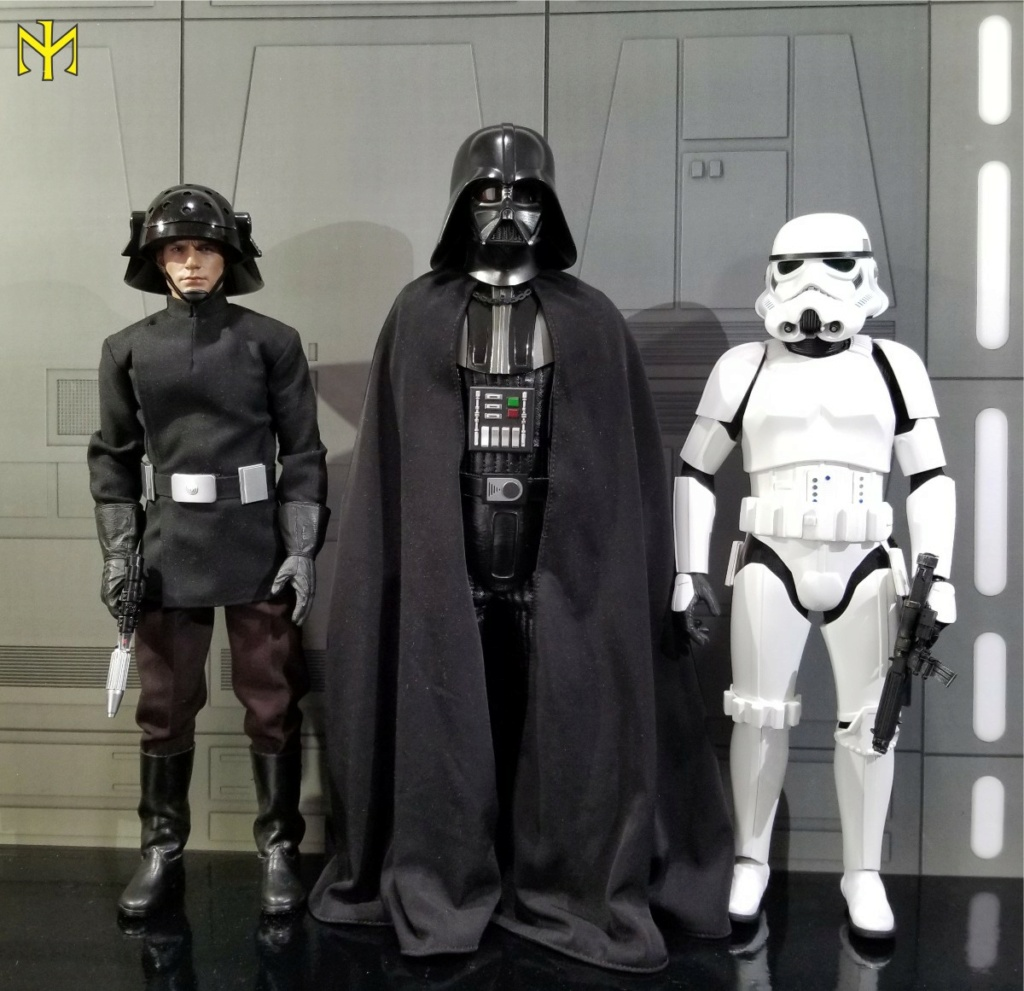 hottoys - STAR WARS Death Star Trooper (Imperial Naval Guard) by Hot Toys (updated) Hting115