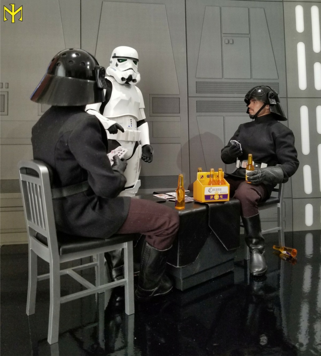 hottoys - STAR WARS Death Star Trooper (Imperial Naval Guard) by Hot Toys (updated) Hting119