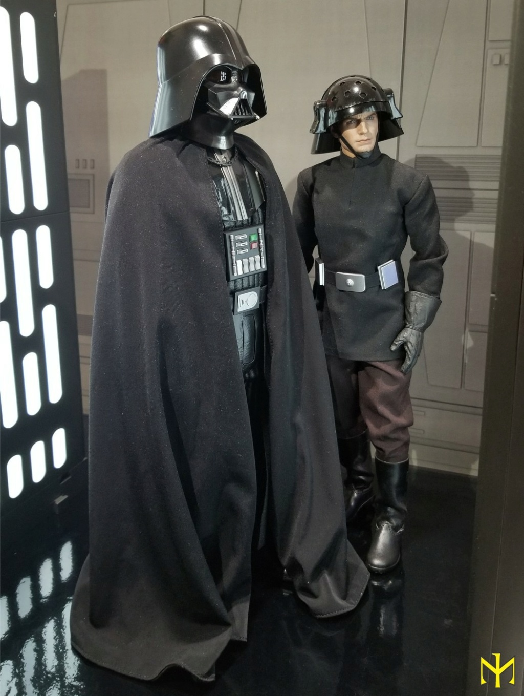 hottoys - STAR WARS Death Star Trooper (Imperial Naval Guard) by Hot Toys (updated) Hting213