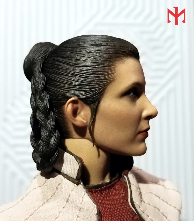 EmpireStrikesBack - STAR WARS Hot Toys Princess Leia (Bespin) (updated with Part II: Kitbash Potential) Htleia13