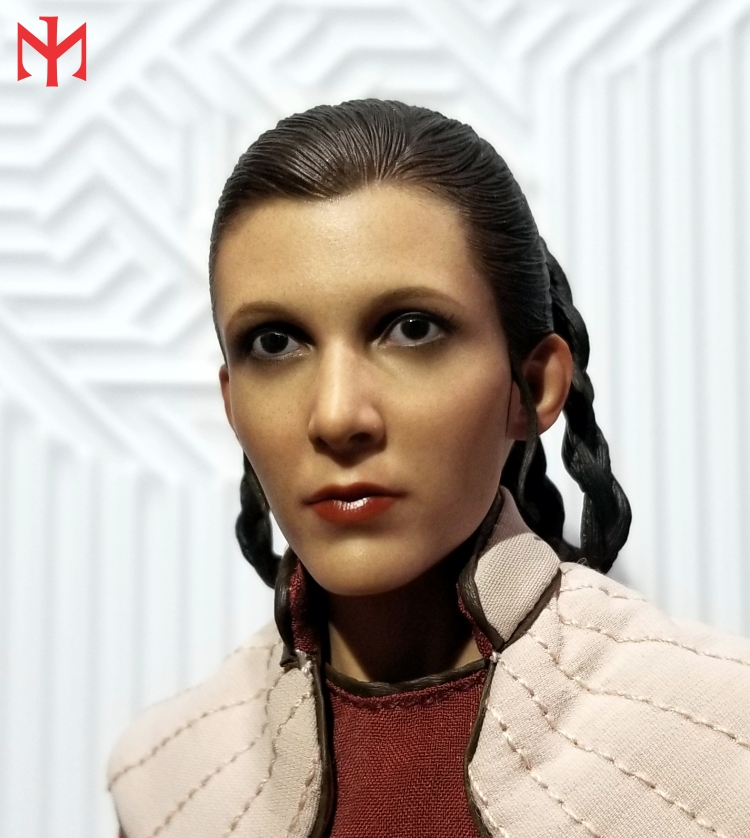 EmpireStrikesBack - STAR WARS Hot Toys Princess Leia (Bespin) (updated with Part II: Kitbash Potential) Htleia14