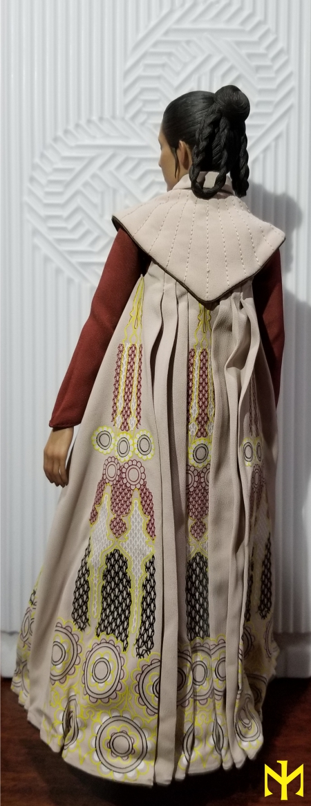 EmpireStrikesBack - STAR WARS Hot Toys Princess Leia (Bespin) (updated with Part II: Kitbash Potential) Htleia17