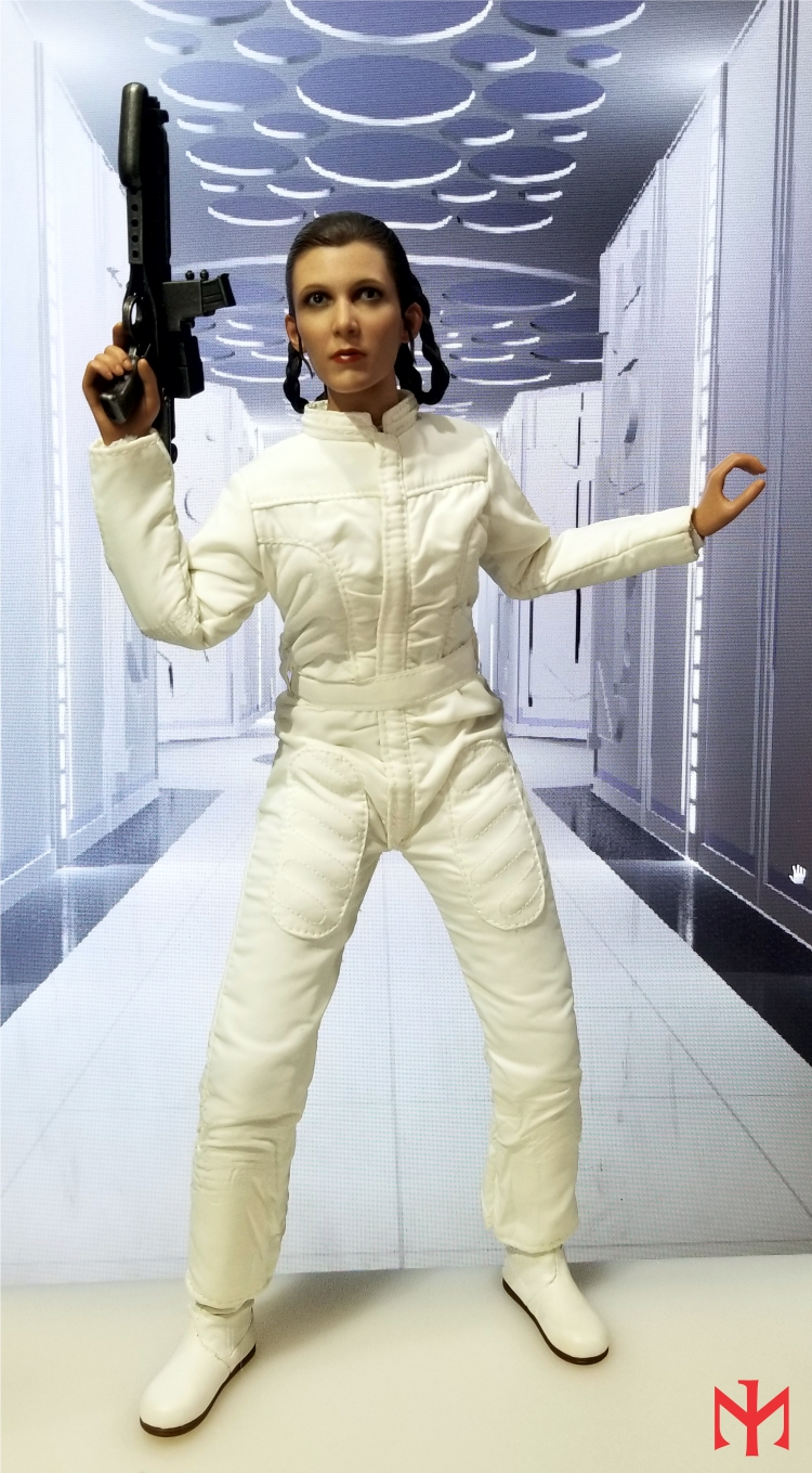 EmpireStrikesBack - STAR WARS Hot Toys Princess Leia (Bespin) (updated with Part II: Kitbash Potential) Htleia30