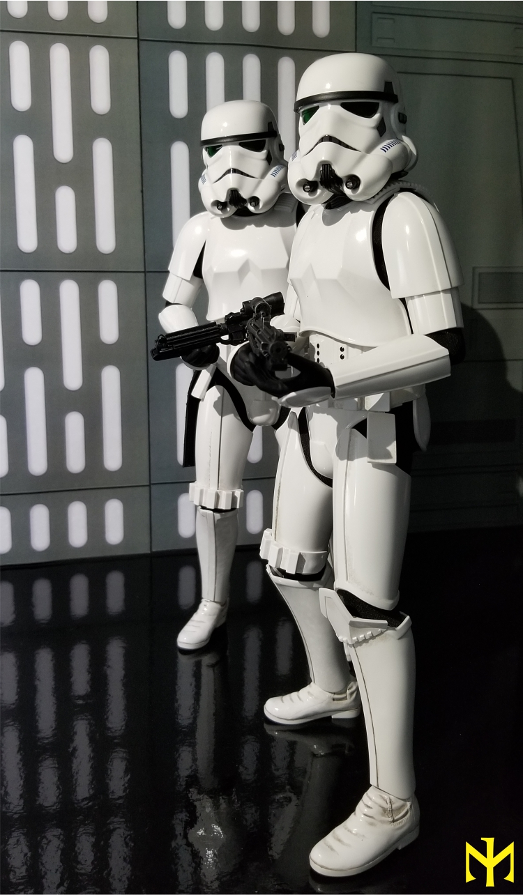 military - STAR WARS Return of the Jedi Stormtrooper by Hot Toys review (updated with Part II - Deluxe) Htrjs011