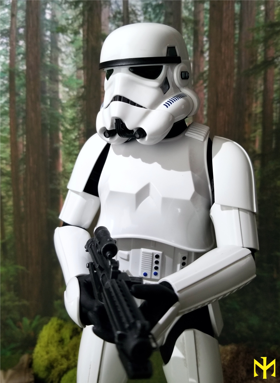 military - STAR WARS Return of the Jedi Stormtrooper by Hot Toys review (updated with Part II - Deluxe) Htrjs014