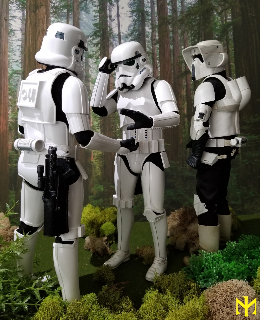 Military - STAR WARS Return of the Jedi Stormtrooper by Hot Toys review (updated with Part II - Deluxe) Htrjs017