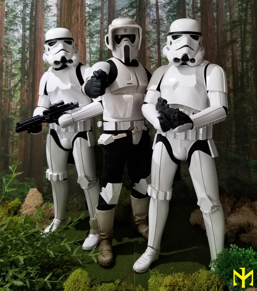 Military - STAR WARS Return of the Jedi Stormtrooper by Hot Toys review (updated with Part II - Deluxe) Htrjs111