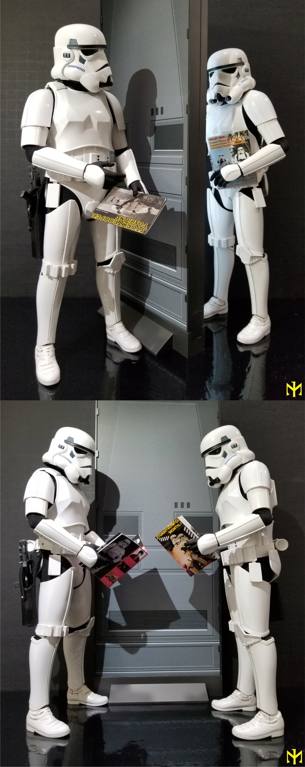 military - STAR WARS Return of the Jedi Stormtrooper by Hot Toys review (updated with Part II - Deluxe) Htrjsd14