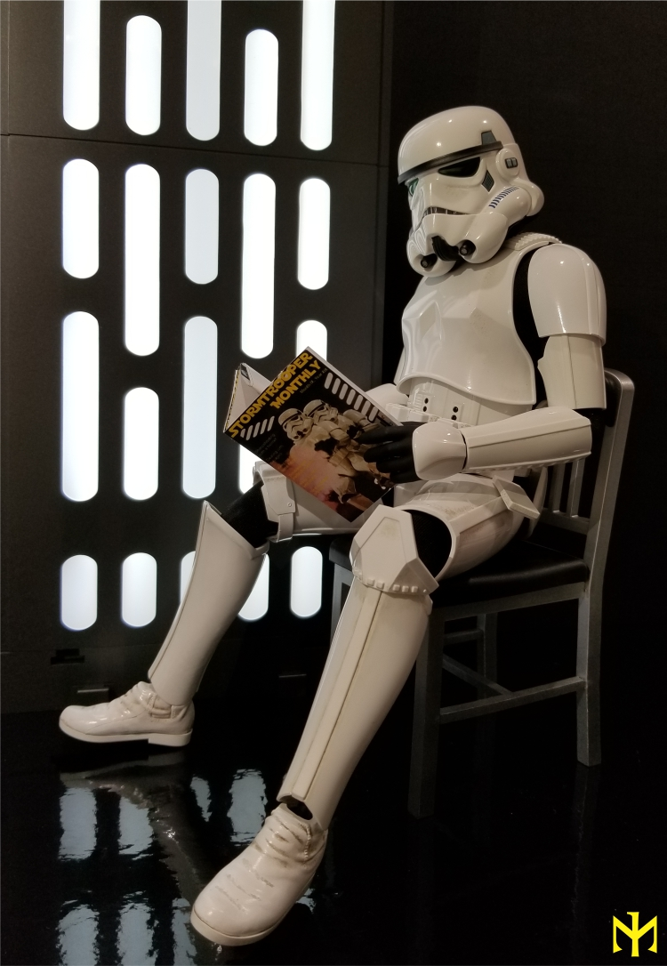 Military - STAR WARS Return of the Jedi Stormtrooper by Hot Toys review (updated with Part II - Deluxe) Htrjsd15