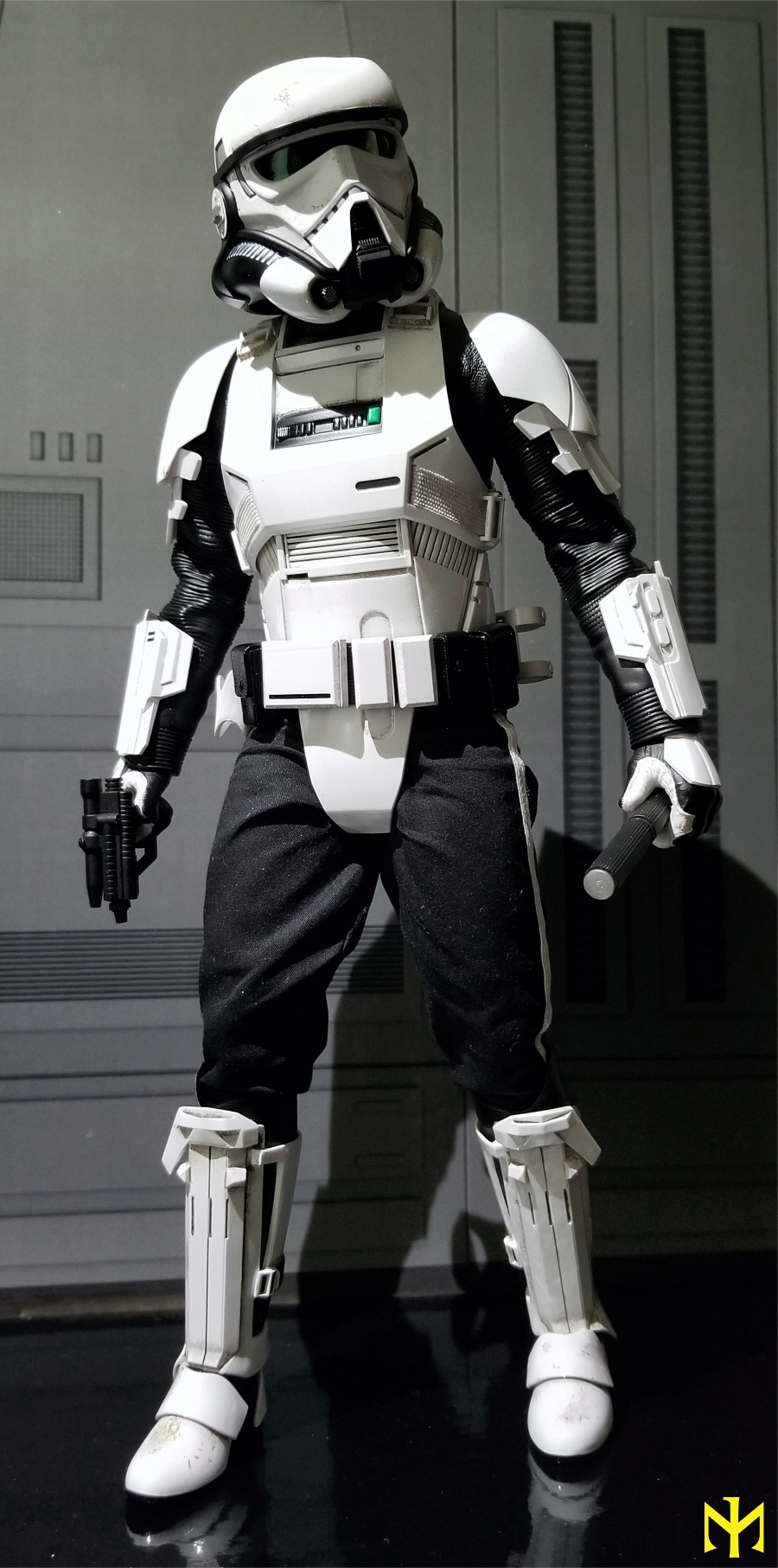 STAR WARS Patrol Trooper by Hot Toys - Review Htswpt10