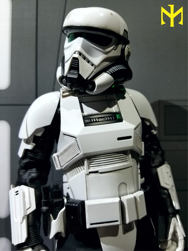 STAR WARS Patrol Trooper by Hot Toys - Review Htswpt13