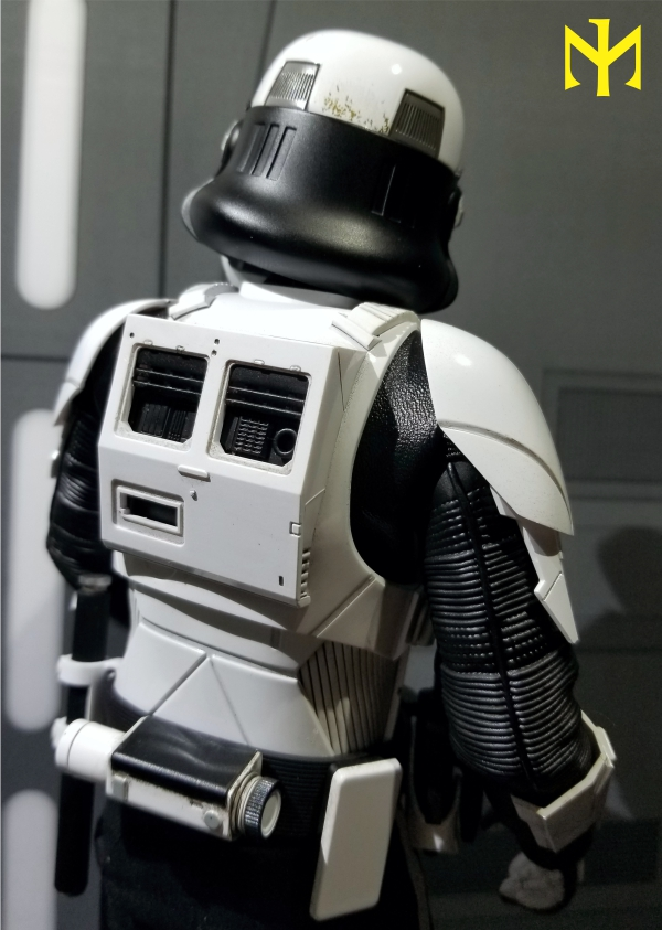 STAR WARS Patrol Trooper by Hot Toys - Review Htswpt14