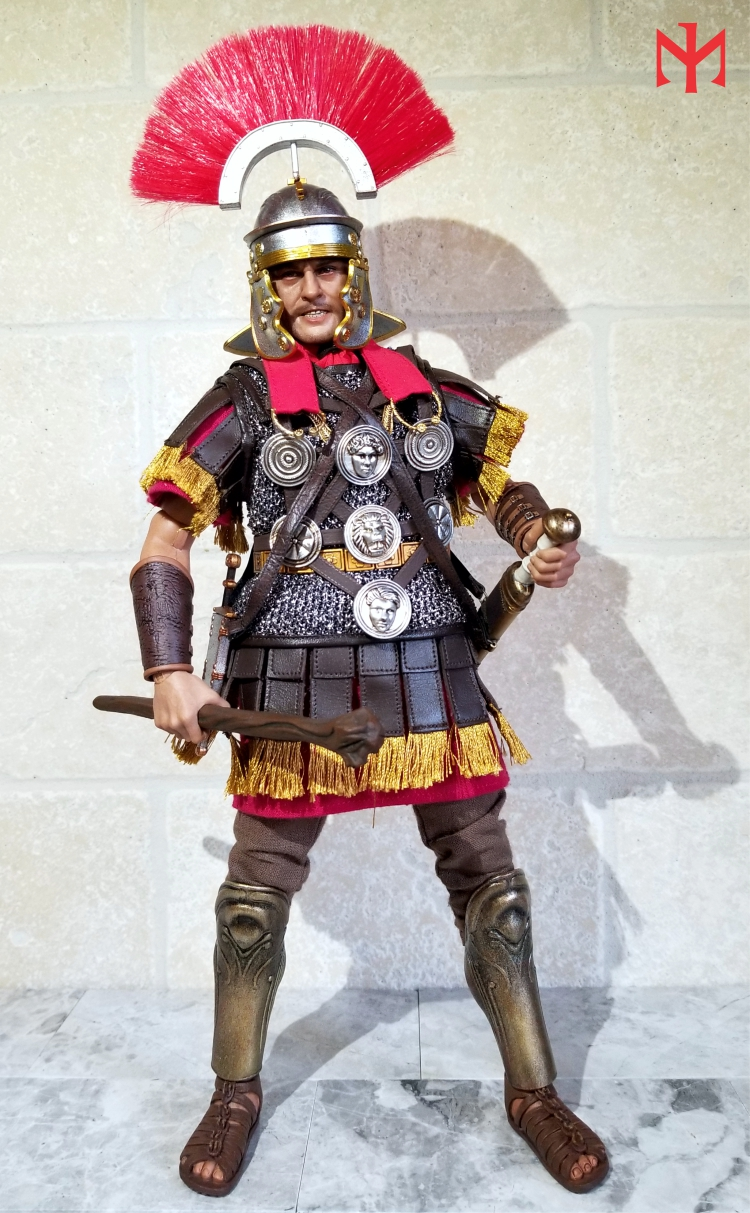 HHModel - ROME Imperial Army: Centurion by HH Model/HaoYu Toys review Iac0210